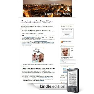 Search and Social Media is Available on Amazon Kindle. Get it here for just $1.99